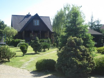 Burdanówka - Domek pod Skarpą