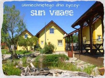 Domki Letniskowe Sun Village