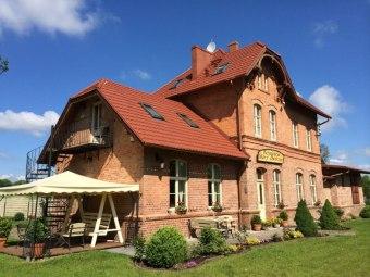 Rezydencja Stary Dworzec