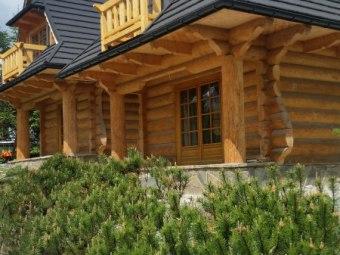 Przytulne domki