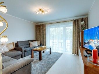 Apartamenty blisko morza:Chopina, Portowa, Okopowa