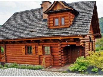 Dom z widokiem / Piwniczna Zdrój / Beskid Sądecki