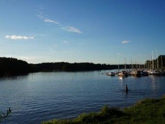 Pokój na jeziorem Jeziorak Iława