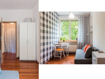 Apartament Radunia w centrum Gdańska