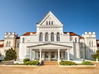 Pałac Łazienki II w Ciechocinku