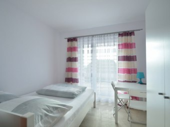 Pokoje blisko plaży Muszelka