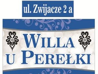 "Willa ""U Perełki"""