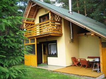 Żółty Domek