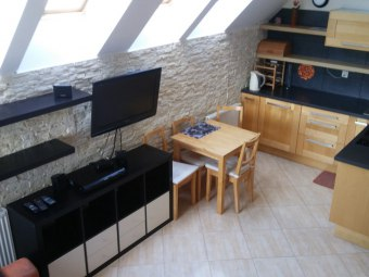 Apartament Studio Filia Solis