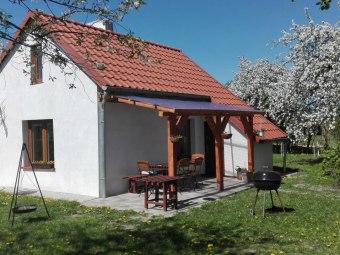 Domek w sadzie -Mazury Giżycko Ryn Sterławki Wielk