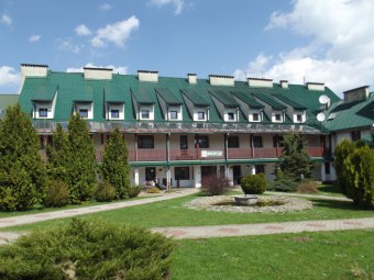 Hotel Górski, PTTK-CAMP 150