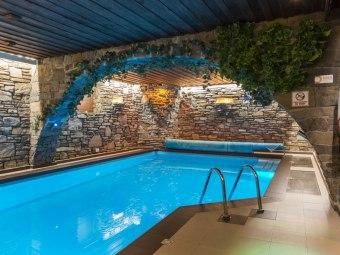 Chata Walczaków - dom z basenem Zakopane