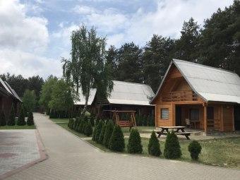 "Dom Letniskowy ""Pod Sosnami"""