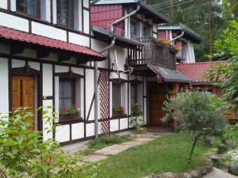Jakubowa Chata - mieszkania wczasowe