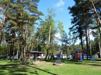 Ośrodek Wypoczynkowy w Grotnikach ul. Sosnowa 11