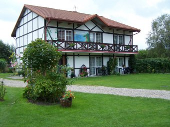 Pokoje gościnne w Orzechowie