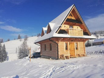 Domek za Wierchem