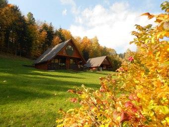 Eko Bajka Agroturystyka - domki w górach