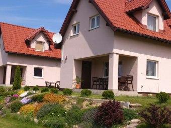 Chata na Mazurach