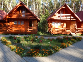 Domki Batumi - leśny raj przy plaży