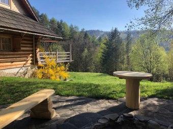 Poziomkowa Chata sauna balia basen
