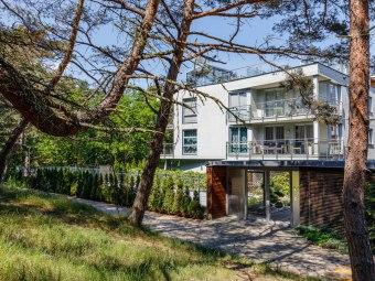 Apartament Marzenie w Wilii Woda 4