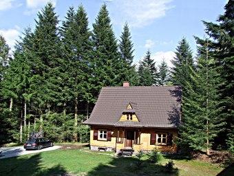 Dom nad potokiem - Zawoja - Skawica