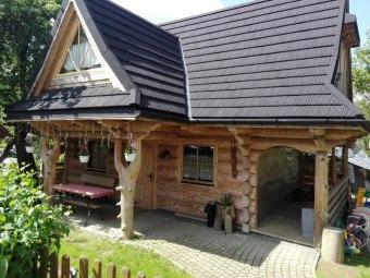 Domek Góralski w Ogrodzie