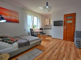 Domki, Apartamenty, Pokoje nad Jeziorem Solińskim