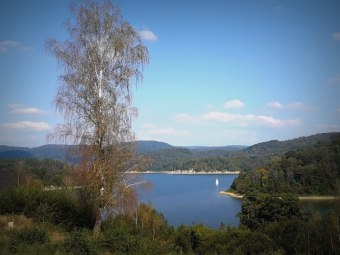 Sielski Domek nad Jeziorem Solińskim Bieszczady