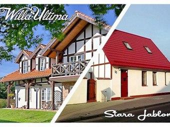 Willa Ultima & Stara Jabłoń