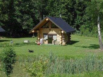 Domek w Bieszczadach u Pati