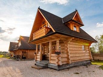Chochołowskie Domki