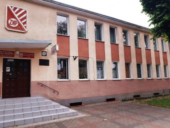 Dom Nauczyciela w Hajnówce
