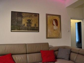 Stylowy apartament z sauną