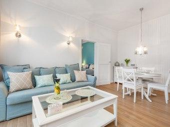 Apartament Royal w centrum Sopotu - 300 m do plaży