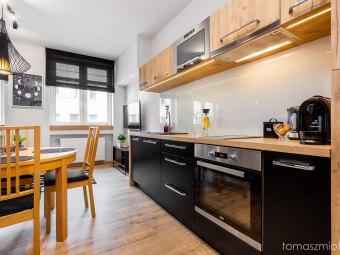 Apartamenty Black&White