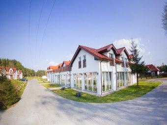Ośrodek wypoczynkowy nad jeziorem - Radew Rosnowo