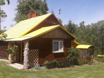 Słoneczny Domek u Babci