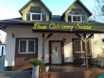 Dom Gościnny Sonia centrum Mielna - 200m plaża !