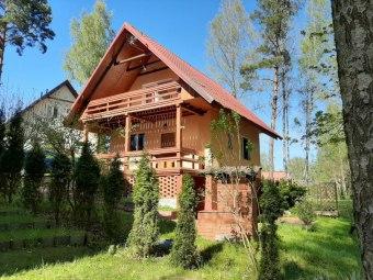 Domek w Kretowinach