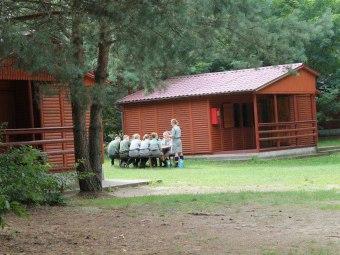 Ośrodek Wypoczynkowy Dzieci i Młodzieży w Cichem