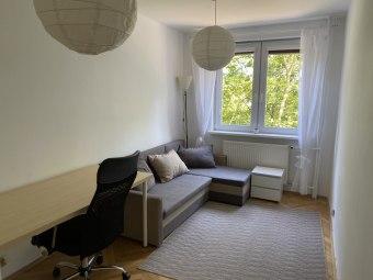 3 oddzielne pokoje w 3-pokojowym mieszkaniu Sopot