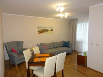 Apartament 201 w Hotelu Diva Spa