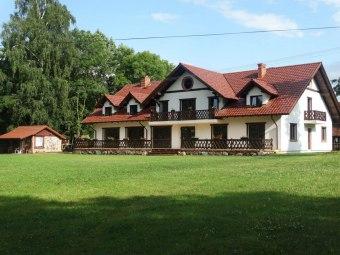 Pensjonat Liliowy Brzeg