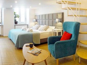 apartament w Krakowie w pobliżu Wawelu