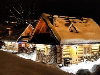 Domek w Górach pod Wyciagiem Zakopane