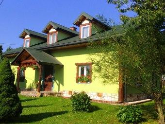 Pokoje goscinne w Bieszczadach