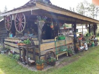 Agroturystyka Podlasie Chomiczówka