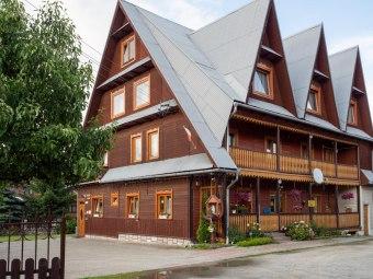 Dom Wypoczynkowy U Hanki